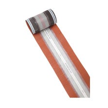 Closoir souple SIROKO déroulable ventilé 210 rouge 5ML