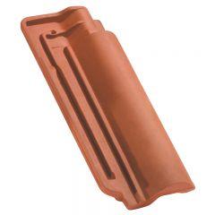 Accessoire terre cuite d'EDILIANS : 1/2 tuile PANNE H2