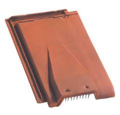 Accessoire terre cuite d'EDILIANS : Tuile de ventilation HP 10